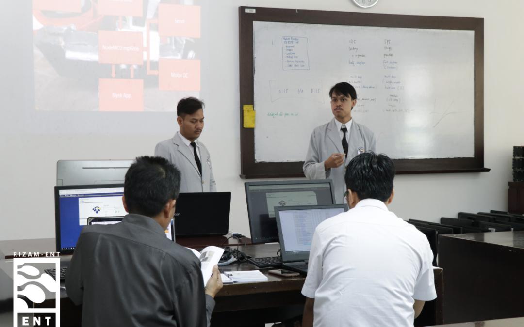 Seminar Kerja Praktek 2019