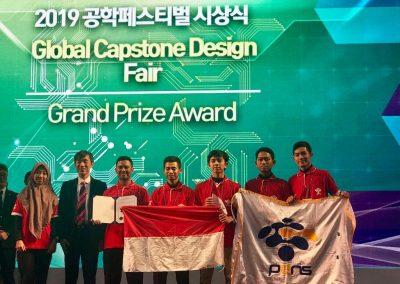 Juara 1 E2Festa Korea 2019