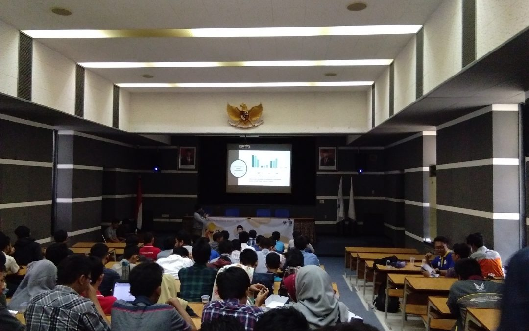 Kuliah Tamu Prodi Teknik Mekatronika PENS – Building A Business Start – Up 2019