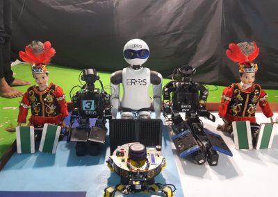 Produk Unggulan Tim Robot PENS 2020