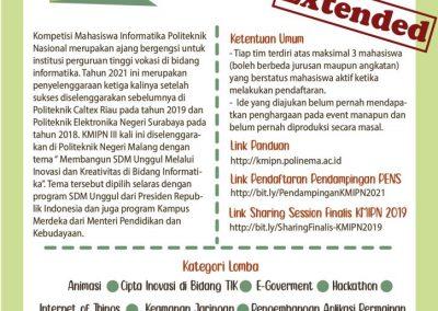 KMIPN III 2021